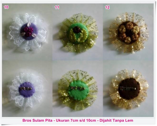 4. Bros Sulam Pita 10-12, 12rb, reseller 8.400